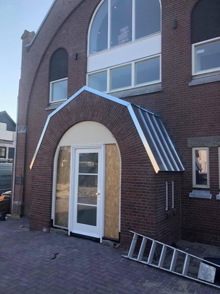 Renovatie Kerk Maasdijk