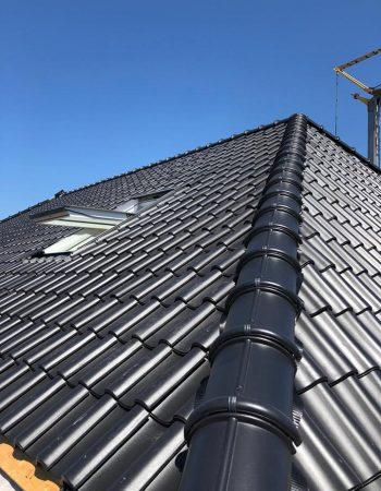 Aanleg nieuw dak Maassluis